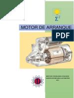 Revista de Motor de Arranque