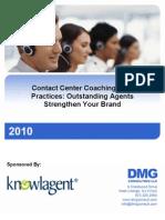 Coaching Best Practices