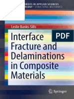 Interface Fracture and Delamination in Composites Materials