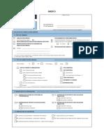 Formularios de Subdivision
