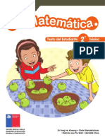 Matemática 2º básico-Texto del estudiante