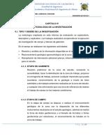 Informe 01 de Rocas