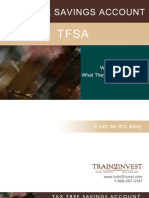 Tax Free Savings Account (TFSA) & Self Directed Investing Strategies