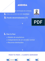 Peer to Peer, Paratii, a TV do futuro + Valuation de criptoativos