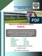 Pip Mej Estadio Municipal San Anton