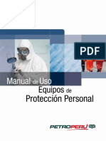 Manual de Uso de EPP