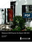 MN2020 Property Tax Report 2002-2010