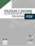 Política y Sistema de Autoevaluación y Gestión de La Responsabilidad Social Universitaria-AUSJAL-LatAm