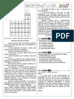 1ª p.d - 2017 (1ª Ada - 1ª Etapa - Ciclo i) - Port. 3ª Série (e. m) - Bpw