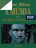 A Mumia - Anne Rice.pdf