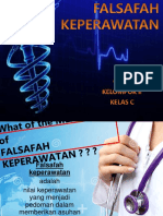 2. FALSAFAH KEPERAWATAN