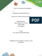 Informe Planta Cemex Caracolito