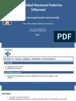 2017-1 ProgramacionEstructurada Sem06