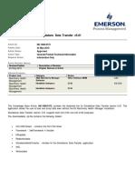 2140 Ru NK-1600-0172-Standalone Data Transfer