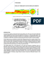 CHAPTER 3 Velocity Disns in Turbulent Flow