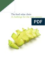Global Food Value Chain - Deloitte POV