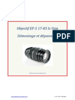 Photo Repa _ Objectif EF 17-85 Is