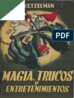 Magia, Trucos y Entretenimientos