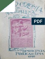Asilo Colonia de Magdalena