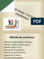 Metodosyestilosdeenseanza Anibal 120817200559 Phpapp02