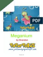 Meganium A4 Lineless