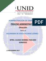 Tarea 10 Procesos Administrativo