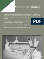 Molino de Bolas Alonso