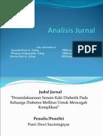 Analisis Jurnal DM