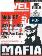 Level Oct 2002