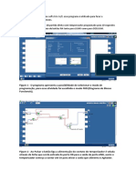 Diagrama de Blocos Funcionais, Partida Direta Com Temp. de 10s, Eng. Wadson Vales Alencar