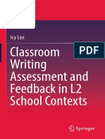 (ASS & EVA) Classroom Writing Assessment and Feedback in L2 School Contexts.pdf