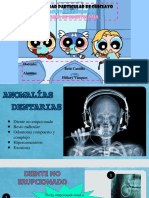 Anomalias dentales Rx