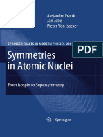 Symmetries in Atomic Nuclei