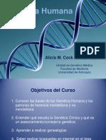 Introducción Genética Humana - 2016
