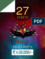 Prize List Jamia Fest