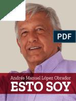 AMLO - ESTO SOY