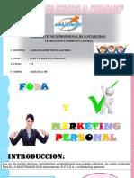 Miss Samanta Foda y Marketing Personal