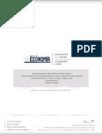 Algunos Conceptos de La Econometría Espacial y El Análisis Exploratorio de Datos Espaciales