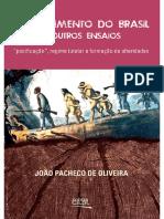 JPO-O Nascimento Do Brasil-livro Em Português-10 MG