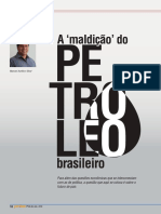 A Maldição Do Petróleo Brasileiro