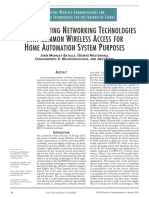 Journal on wireless communications and networking technologies for the IOT