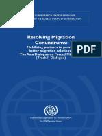 Resolving Migration Conundrums