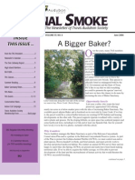 June 2006 Signal Smoke Newsletter Travis Audubon Society