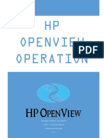 Expo Hp Openview Operation