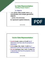 Vector Data Representation