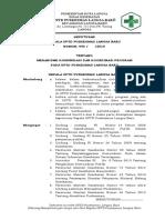 5.4.2.1 SK Ttg Mekanisme Komunikasi Dan Koordinasi