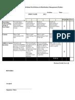 Compiled Distribution Management
