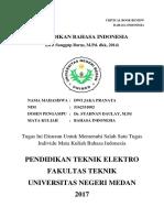 CBR Bahasa Indonesia