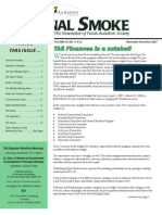 Nov-Dec 2007 Signal Smoke Newsletter Travis Audubon Society