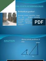 Problem Solving Kesebangunan